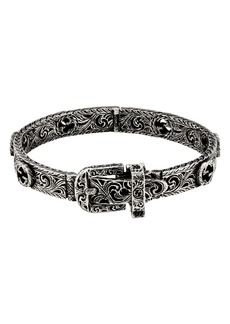 Gucci Garden Buckle Bracelet
