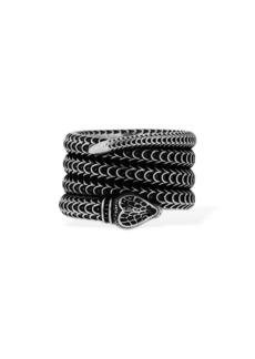 Gucci Garden Snake Statement Band Ring