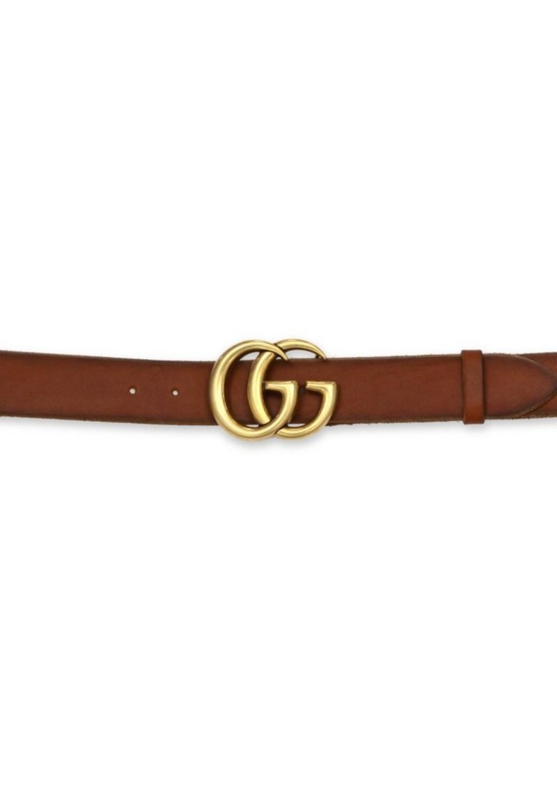 Gucci GG Adjustable Belt