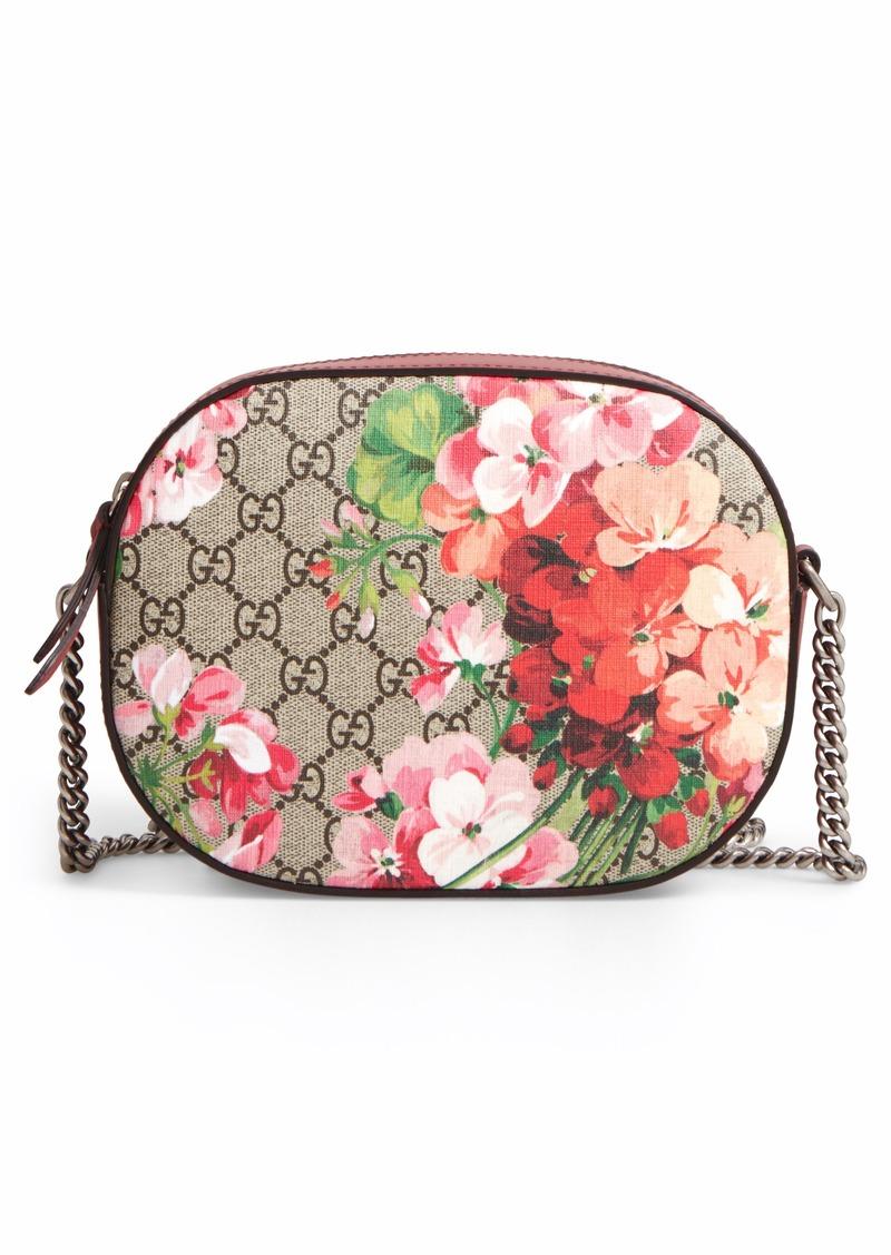 649b0b3b361 Gucci Gucci GG Blooms Supreme Canvas Shoulder Bag