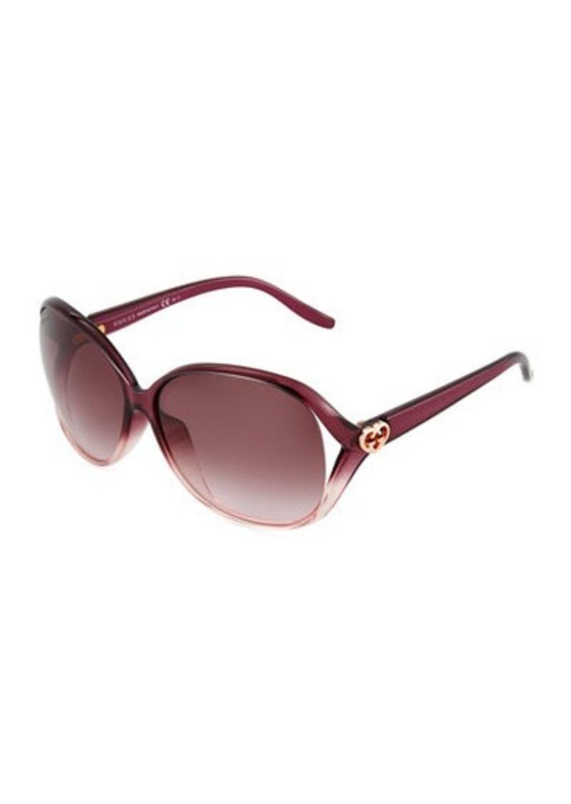 f6135823db5 Gucci Gucci GG-Heart Ombre Sunglasses