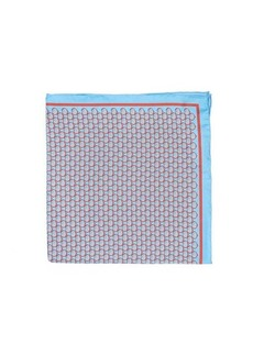 Gucci GG-heart silk-faille pocket square