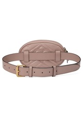 7537d72ad0c4 Gucci Gucci GG Marmont 2.0 Matelassé Leather Belt Bag | Handbags