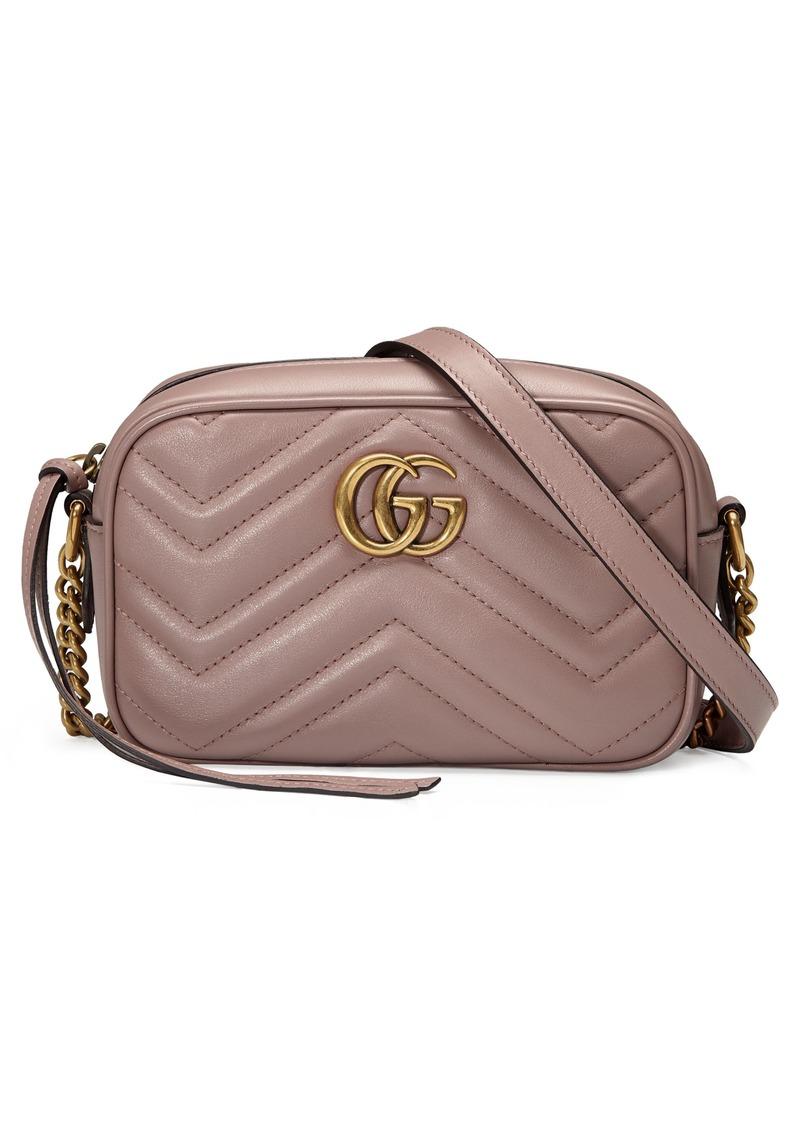 2882abc76a5 Gucci Gucci GG Marmont 2.0 Matelassé Leather Shoulder Bag