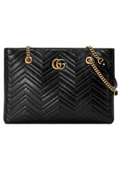 e818be403 Gucci Gucci GG Marmont 2.0 Matelassé Medium Leather East/West Tote ...