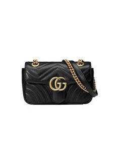 Gucci GG Marmont 2.0 Mini Matelassé Shoulder Bag