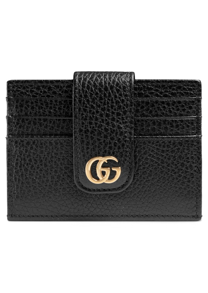 buy popular f4937 cb0d7 GG Marmont Leather Card Case