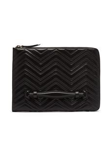 e2d29de21a5 Gucci Gucci Tian Leather Trim Messenger Bag