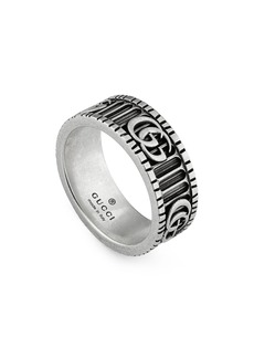 Gucci GG Marmont Men's Band Ring