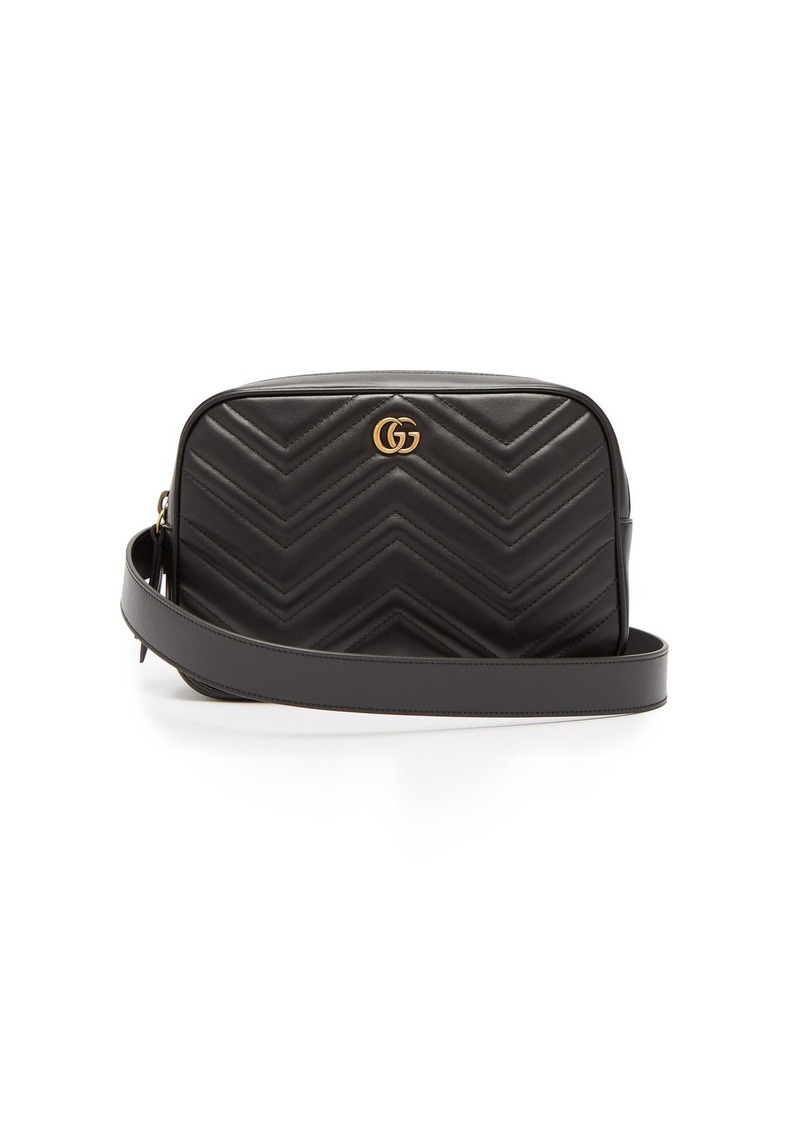 964b87cb63c4 Gucci Gucci GG Marmont quilted-leather belt bag | Bags