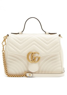 Gucci GG Marmont quilted-leather shoulder-bag