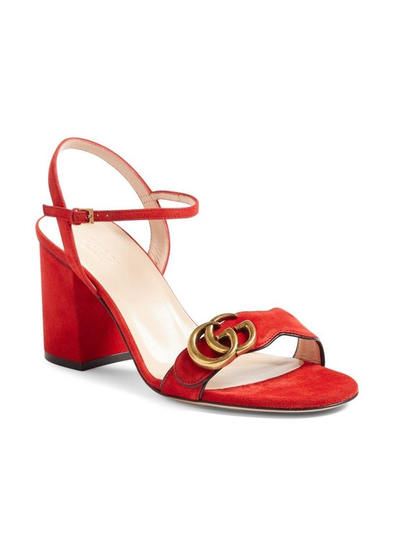8caa73623ce4 Gucci Gucci GG Marmont Sandal (Women)