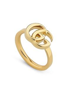 Gucci GG Running 18k Gold Ring