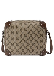 Gucci GG Supreme Canvas Messenger Bag