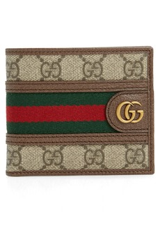 Gucci GG Supreme Canvas Wallet