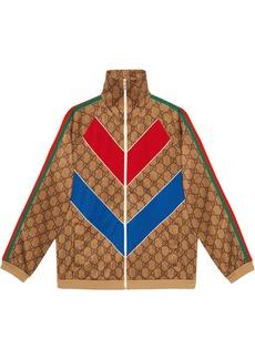 Gucci GG technical jersey jacket