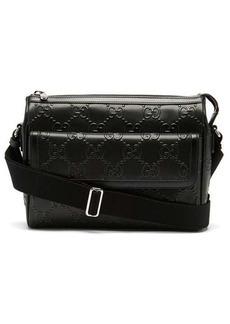 Gucci GG Tennis leather cross-body bag