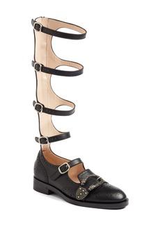 Gucci Gladiator Loafer (Women)