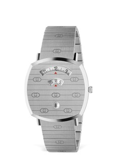 38mm Gucci Grip Stainless Steel Watch