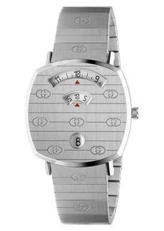 Gucci Grip Bracelet Watch, 35mm