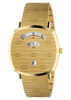 Gucci Grip Bracelet Watch, 38mm