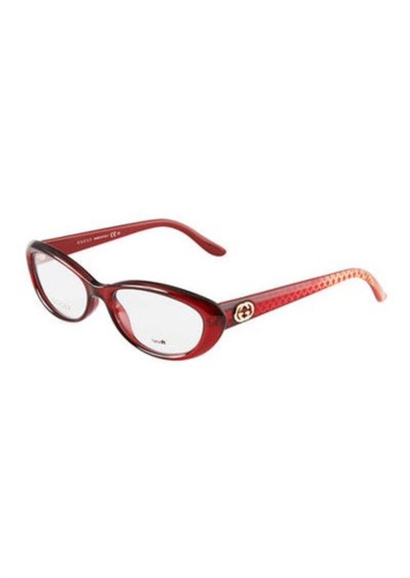 8fcfa2b578 Gucci Gucci Half Eye Optyl® Optical Glasses