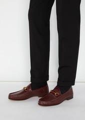 b900030911b Gucci Horsebit leather loafers Gucci Horsebit leather loafers ...