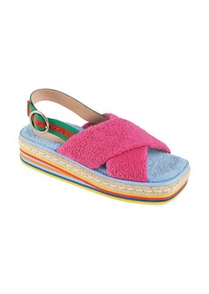 Gucci Huma Slingback Sandal (Women)