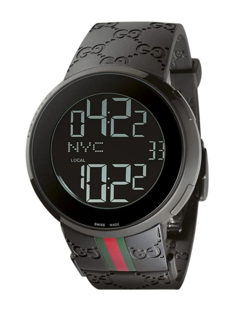 Gucci I-Gucci Digital Watch