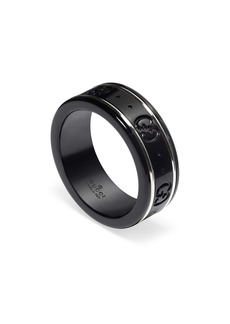 Gucci Icon Band Ring