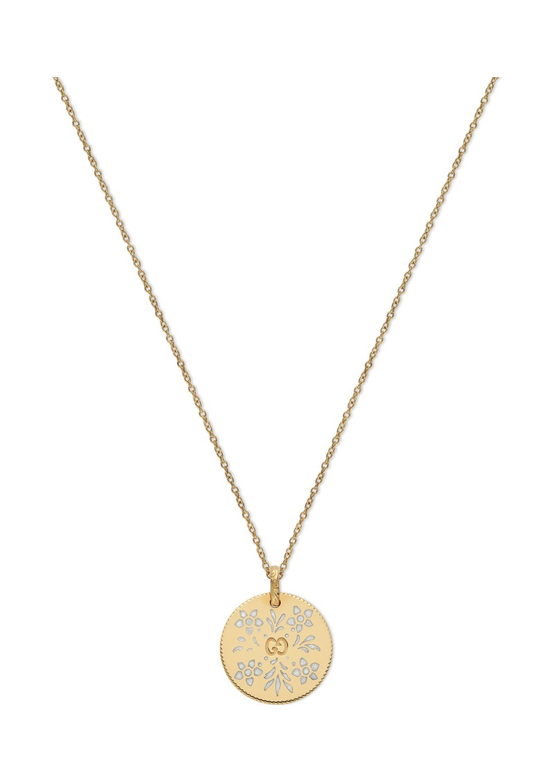 Gucci gucci icon blooms pendant necklace jewelry gucci icon blooms pendant necklace aloadofball
