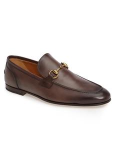 Gucci Jordaan Horsebit Loafer (Men)