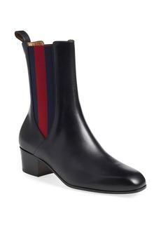 Gucci 'Karen' Slip-On Bootie (Women)