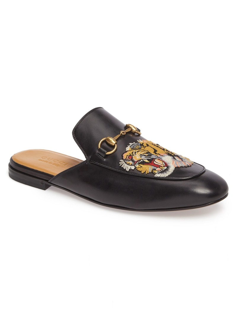 3c7eff00c2a Gucci Gucci King s Roaring Tiger Bit Loafer (Men)