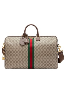 Gucci Large Ophidia GG Supreme Carry-On Duffel