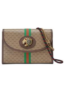 Gucci Linea Rajah Supreme Canvas Shoulder Bag