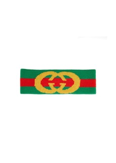Gucci Logo wool headband
