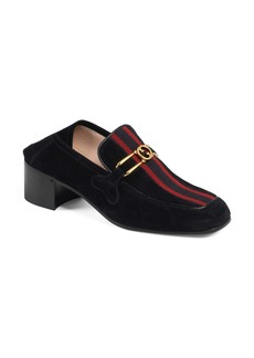 Gucci Lubbock Convertible Loafer Pump (Women)