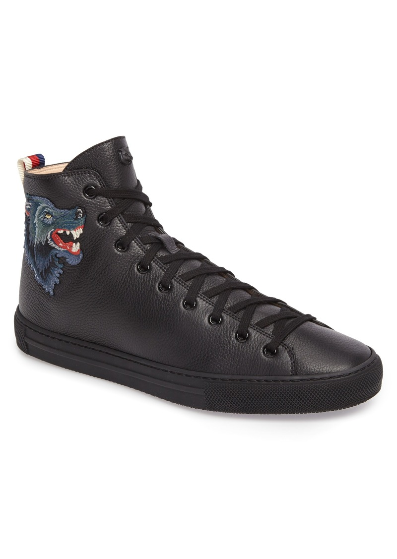 Gucci Major Angry Wolf Sneaker (Men)