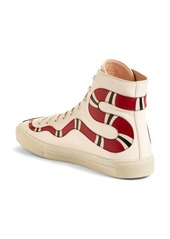 Gucci Gucci Major Snake High Top Sneaker (Women)  643a680fd