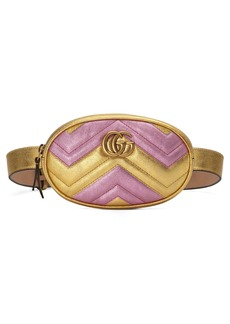 Gucci Marmont 2.0 Leather Belt Bag