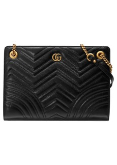 Gucci Marmont Quilted Leather Tote