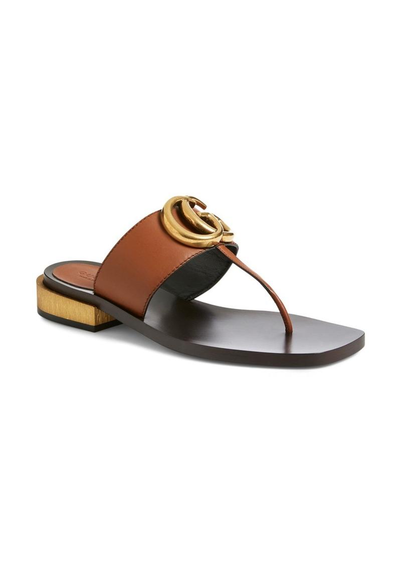 569be0273cf Gucci Gucci  Marmont  Sandal (Women)