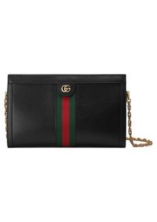 Gucci Medium Ophidia Leather Shoulder Bag