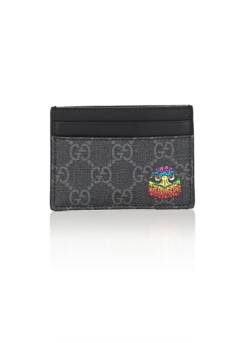 0fe37eba2fd5a0 SALE! Gucci Gucci Men's Coated Canvas Card Case