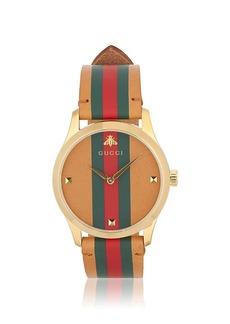 Gucci Men's G-Timeless Watch - Yellow