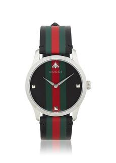 Gucci Men's G-Timeless Watch - Black