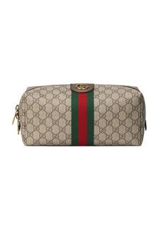Gucci Men's GG Canvas Web Toiletry Bag