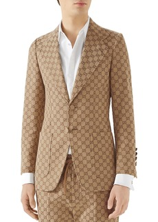 Gucci Men's GG Logo Sport Coat