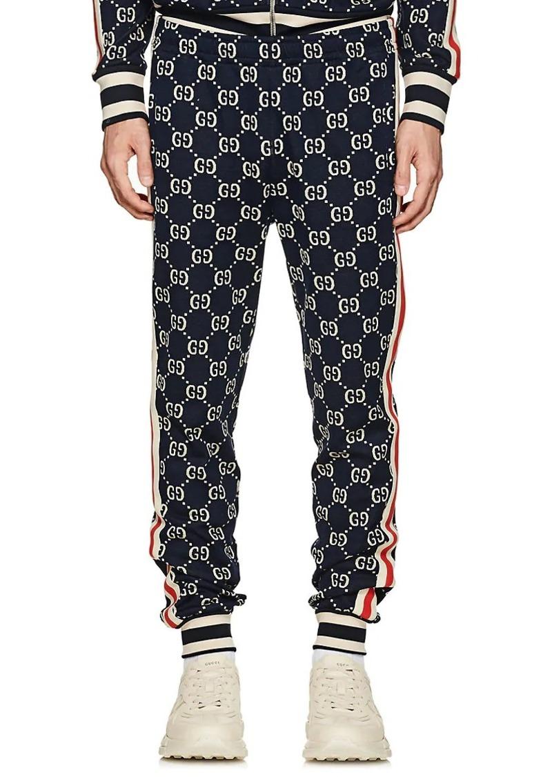 c22ff23fa Gucci Gucci Men's GG Supreme Knit Cotton Jogger Pants | Casual Pants